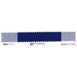 Lona Azul X Clásico