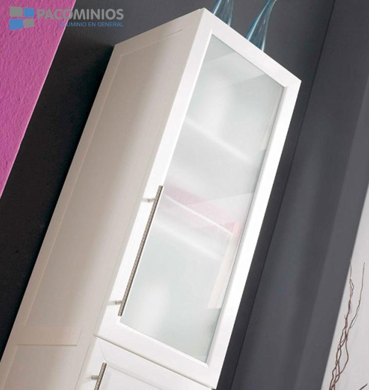 fabricacion de muebles de aluminio a medida para el baño - leo tennis - Muebles De Bano De Aluminio