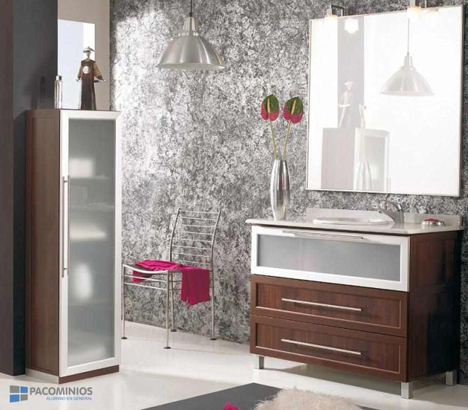 Fabricacion de muebles de aluminio a medida para el ba o for Software fabricacion de muebles